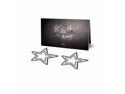 Bijoux Indiscrets Mimi Star - ozdoby na bradavky