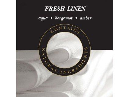 Ashleigh & Burwood Náplň do katalytické lampy FRESH LINEN (čisté prádlo) 500 ml
