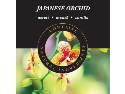 Ashleigh & Burwood JAPANESE ORCHID • VŮNĚ DO KATALYTICKÉ LAMPY 500 ml