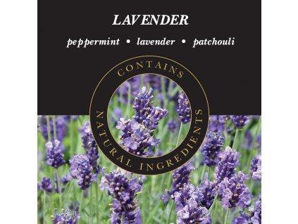 LAVENDER • VŮNĚ DO KATALYTICKÉ LAMPY 500ML