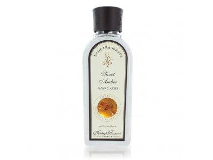 Ashleigh & Burwood SWEET AMBER ( sladká ambra ) Náplň do katalytické lampy, 500 ml