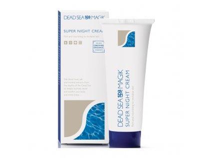 Dead Sea Spa Magik Hydratační Noční krém, 75 ml