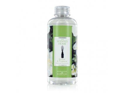 Ashleigh & Burwood Náplň do difuzéru JASMINE & TUBEROSE (jasmín a tuberóza), 200 ml