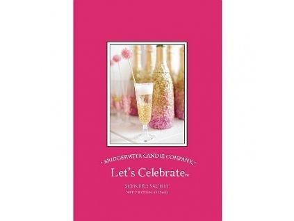 Bridgewater Candle Company Vonný sáček Let´s celebrate, 115 ml