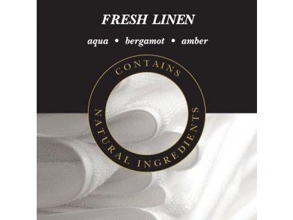 Ashleigh & Burwood Difuzér FRESH LINEN (čisté prádlo), 200 ml