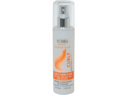 Victoria Beauty Vlasový fluid pro efekt kudrnatých vlasů, 185ml