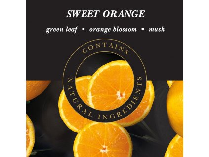 Ashleigh & Burwood Náplň do katalytické lampy SWEET ORANGE (sladký pomeranč) 500 ml