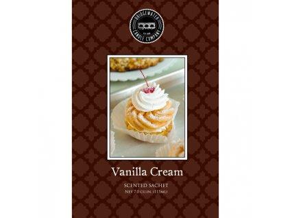 imabw new design scented sachet vanilla cream