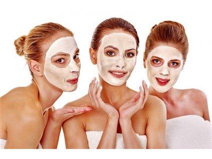 Skinlite Hydratační maska s kolagenem a okurkou, 10ml