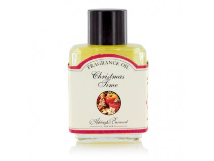 Ashleigh & Burwood Esenciální olej CHRISTMAS TIME (čas vánoc), 12 ml