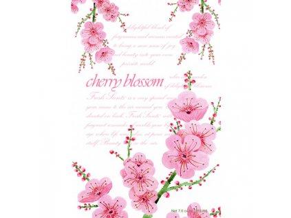 wb envelope sachet cherry blossom