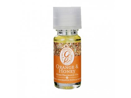 gl home fragrance oil orange honey