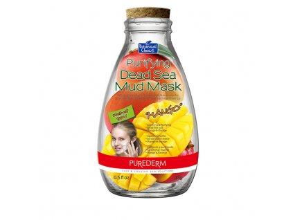 Purederm Čisticí  pleťová maska s minerálním bahnem  Mango, 15 ml