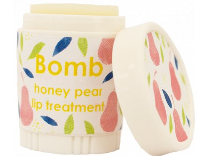 bombhoney pear lip treatment