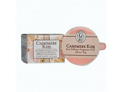 gl fragrance fan diffuser pods cashmere kiss