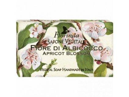 La Dispensa Italské mýdlo Fiore Di Albicocco 100 g