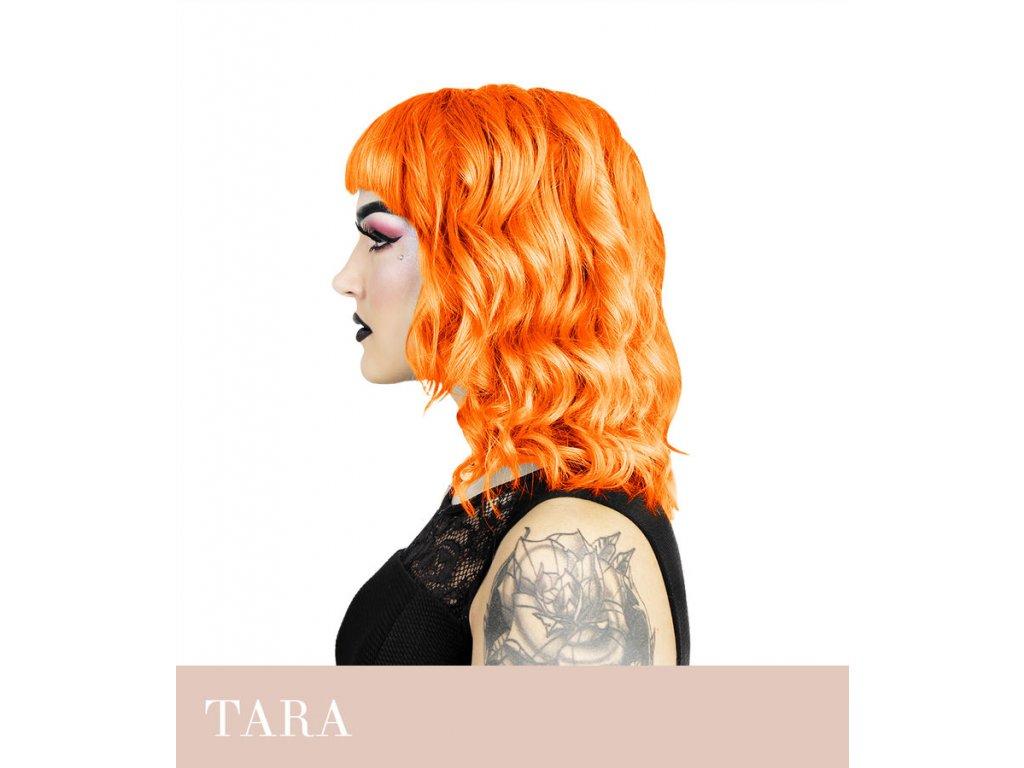 Herman's Professional  - přímá pigmentová barva UV Tara Tangerine