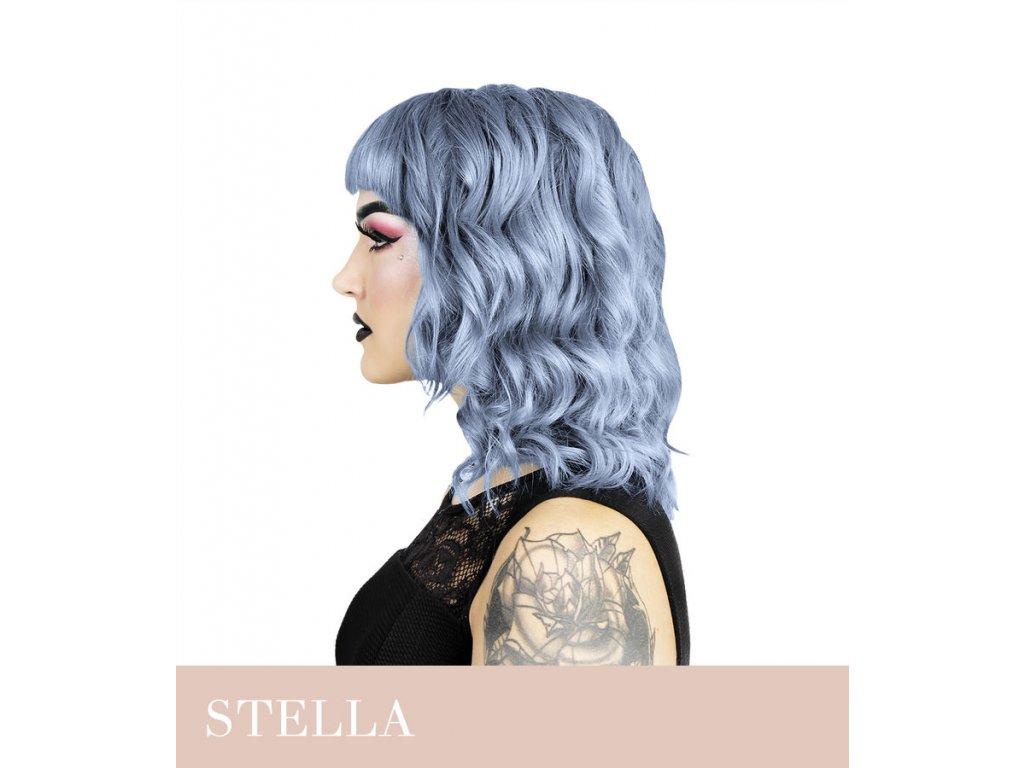 Herman's Professional  - přímá pigmentová barva Stella Steel Blue