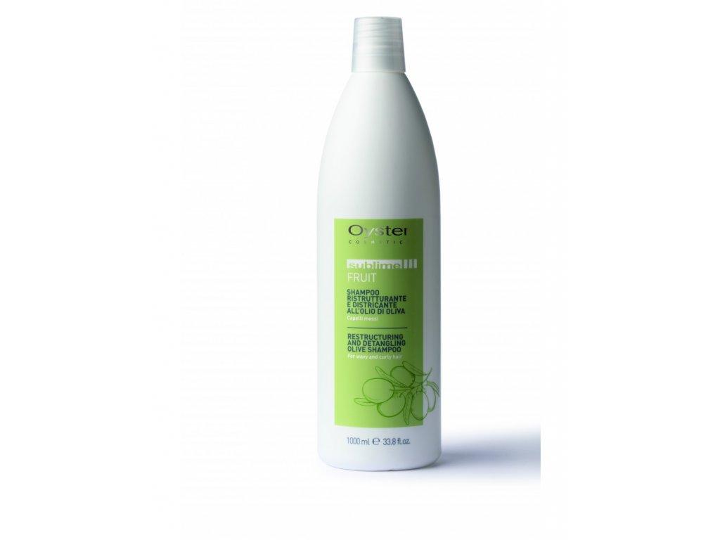 fruit sublime oliva shampoo deeply moisturizing olive 1000ml