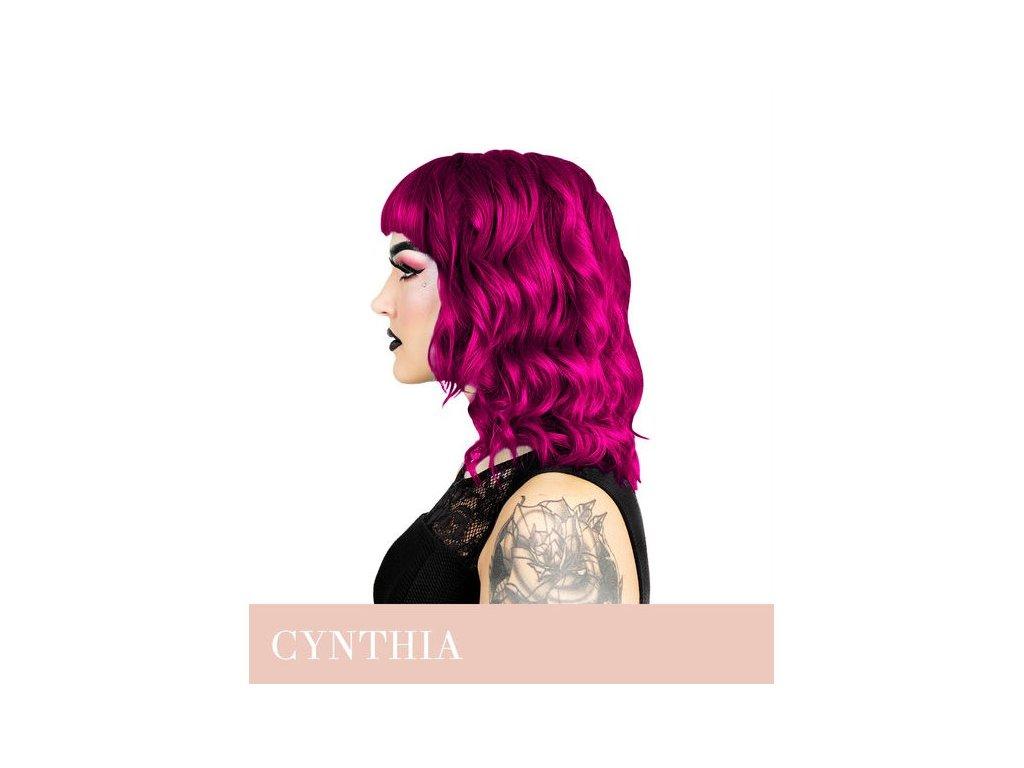 Herman's Professional  - přímá pigmentová barva CYNTHIA CYCLAMEN