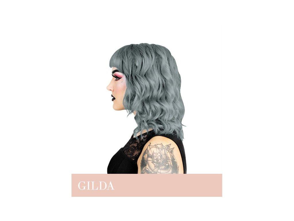 Herman's Professional  - přímá pigmentová barva Gilda Granny Grey