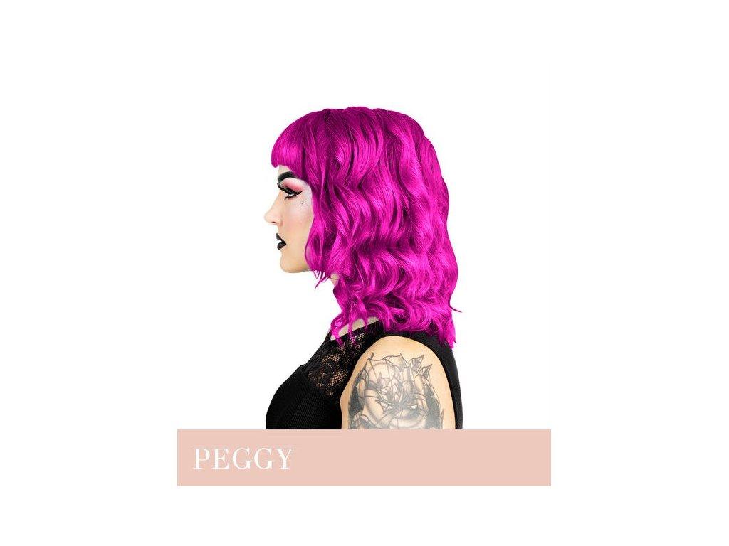 Herman's Professional - přímá pigmentová barva UV Peggy Pink