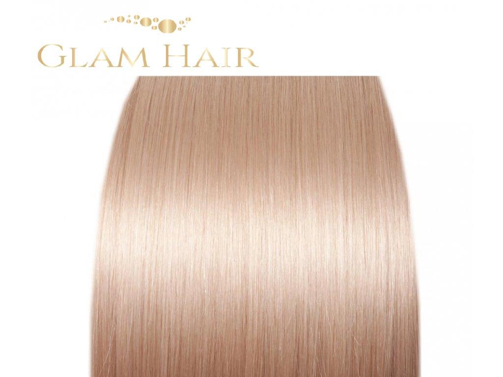 GLAM HAIR -  22 Přírodní blond