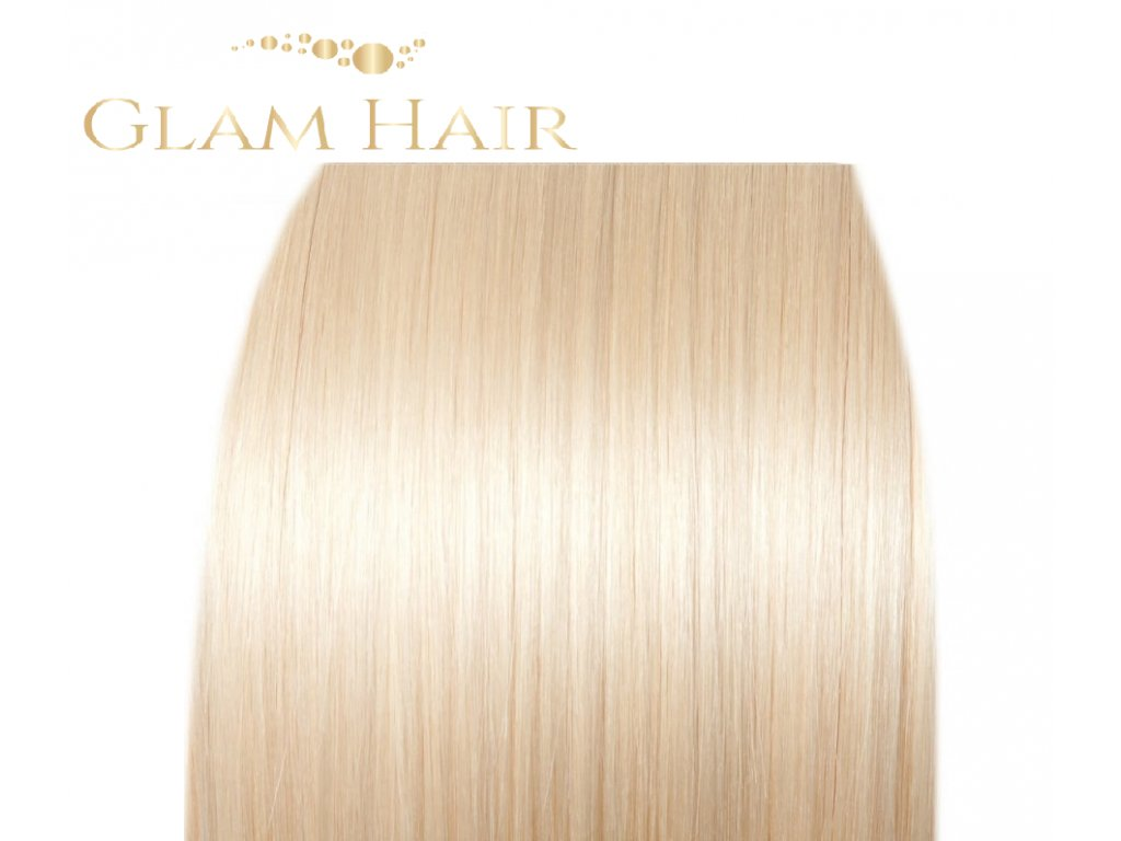 GLAM HAIR -  60 Platinová blond