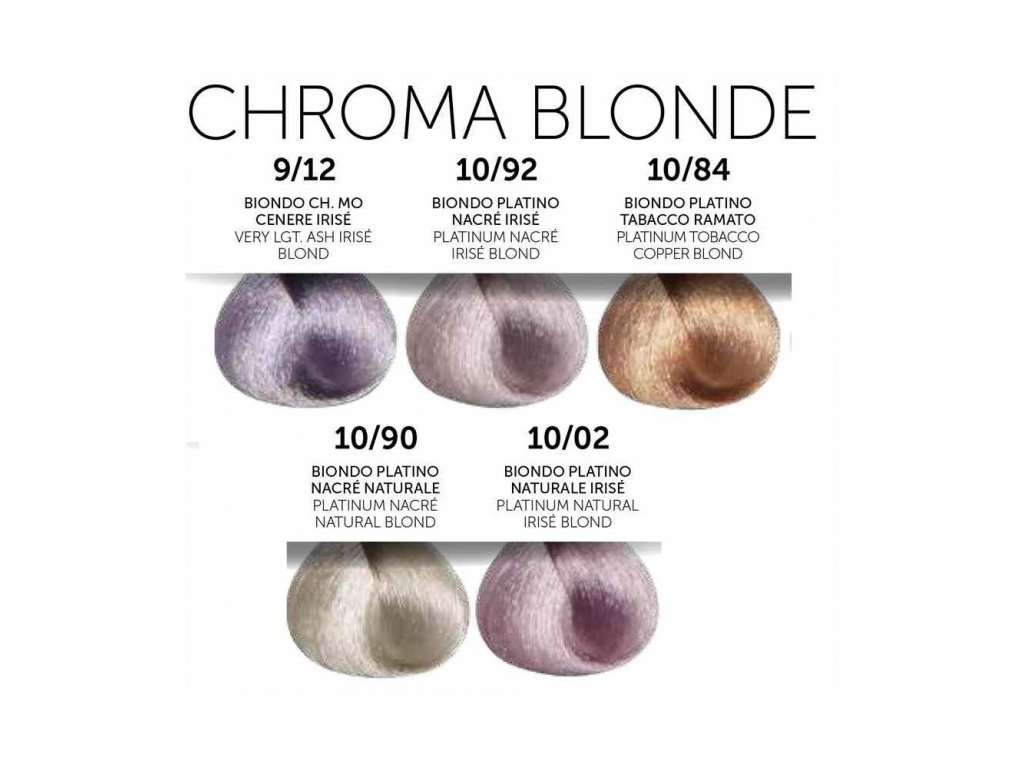 chroma blonde oyster