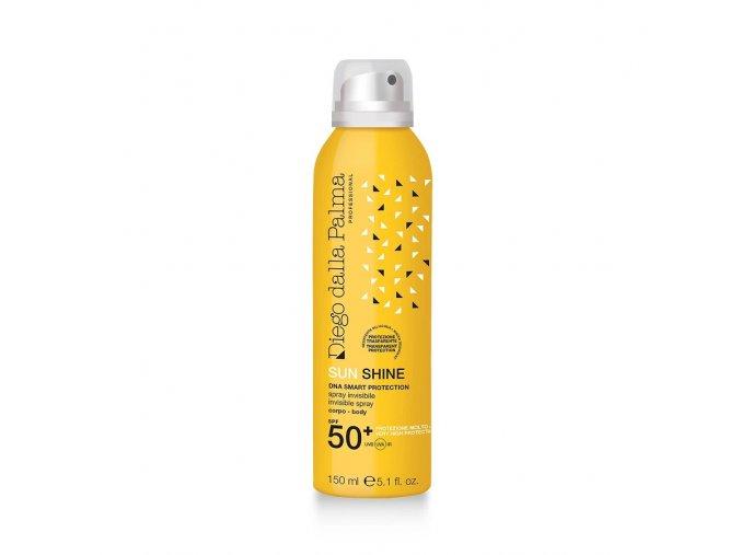 Neviditelný sprej SPF 50 150 ML