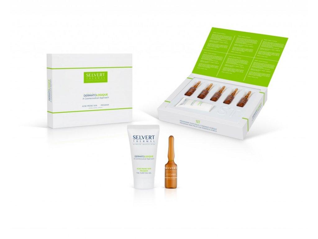 Proti aknózní dvoufázové ošetření - Acne Prone Skin Program 2 Phases
