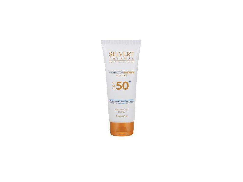 Opalovací gelový krém na tělo - ST Protector Barrier Gel Cream SPF 50+ (body)