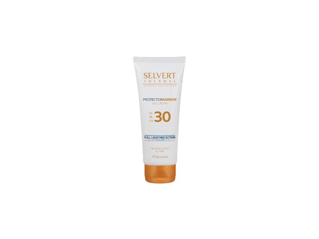 Opalovací gelový krém na tělo - ST Protector Barrier Gel Cream SPF 30 (body)