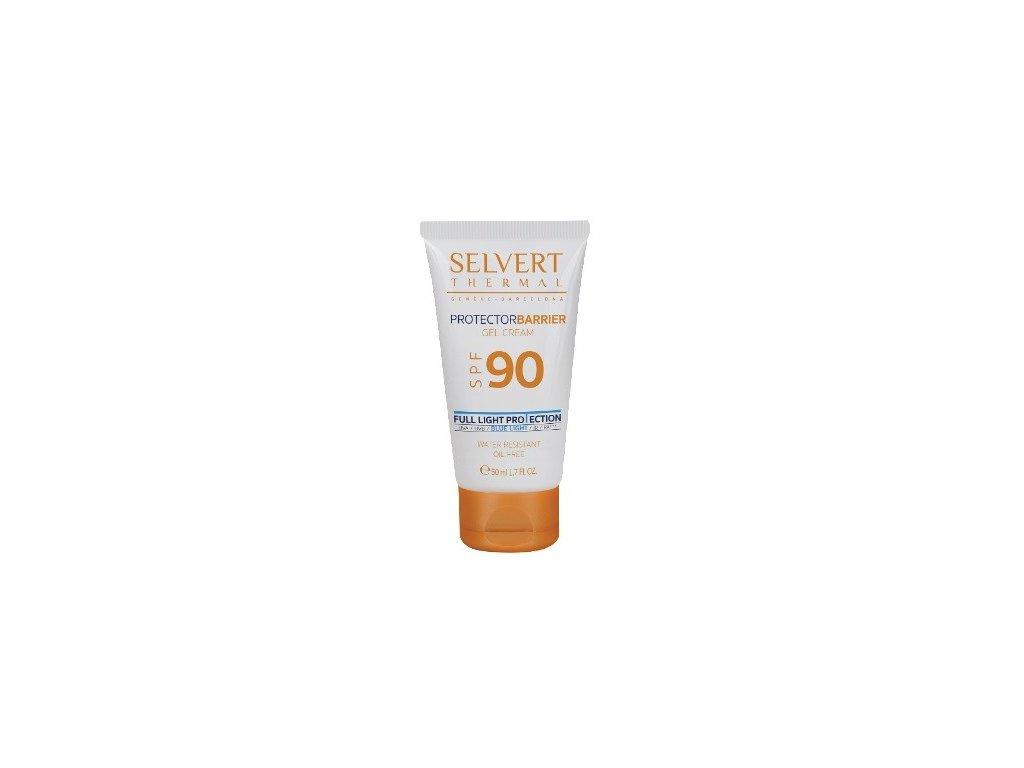 Opalovací krém na obličej - ST Protector Barrier Cream SPF 90 (facial)