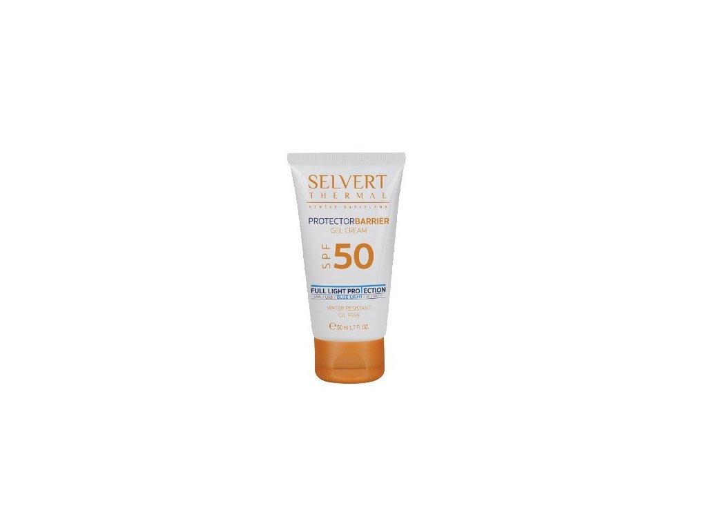 Opalovací krém na obličej - ST Protector Barrier Cream SPF 50 (facial)
