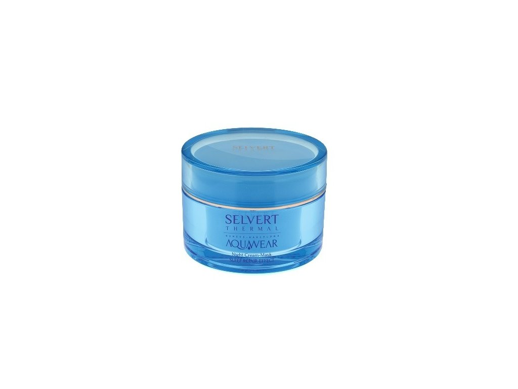 Noční maska - Aquawear Night Cream Mask