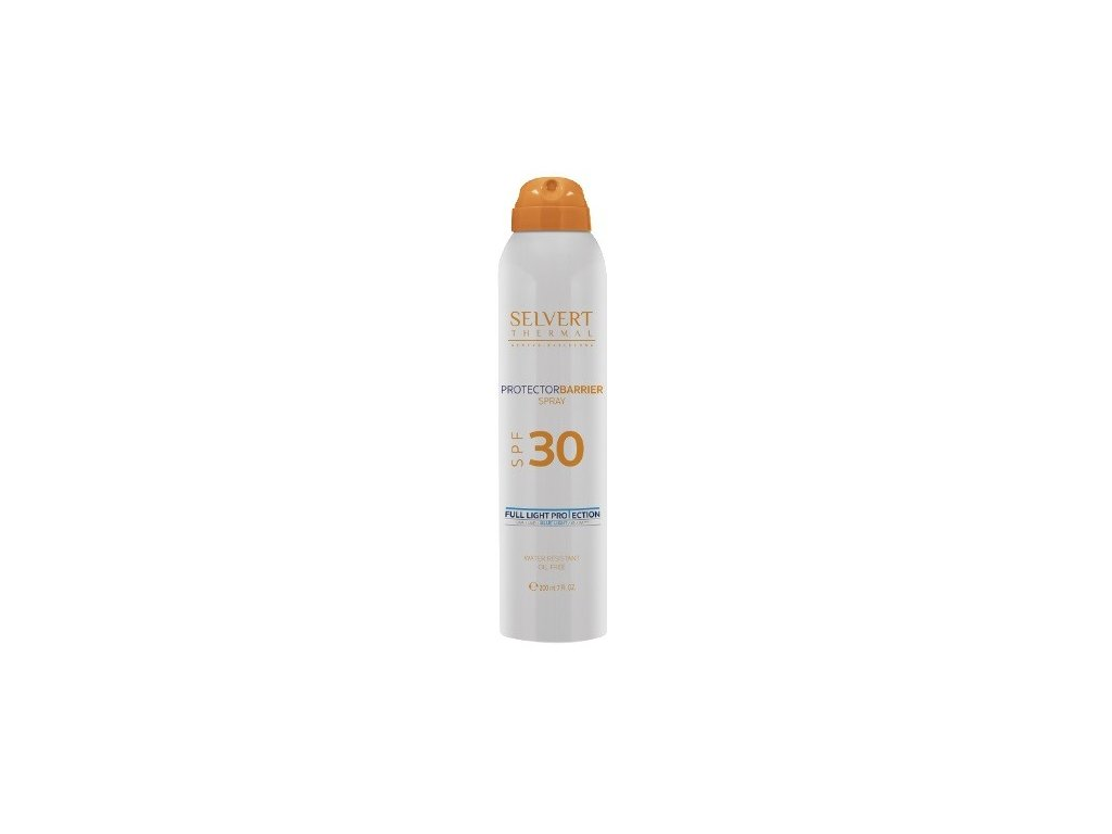 Opalovací sprej SPF 30 Selvert
