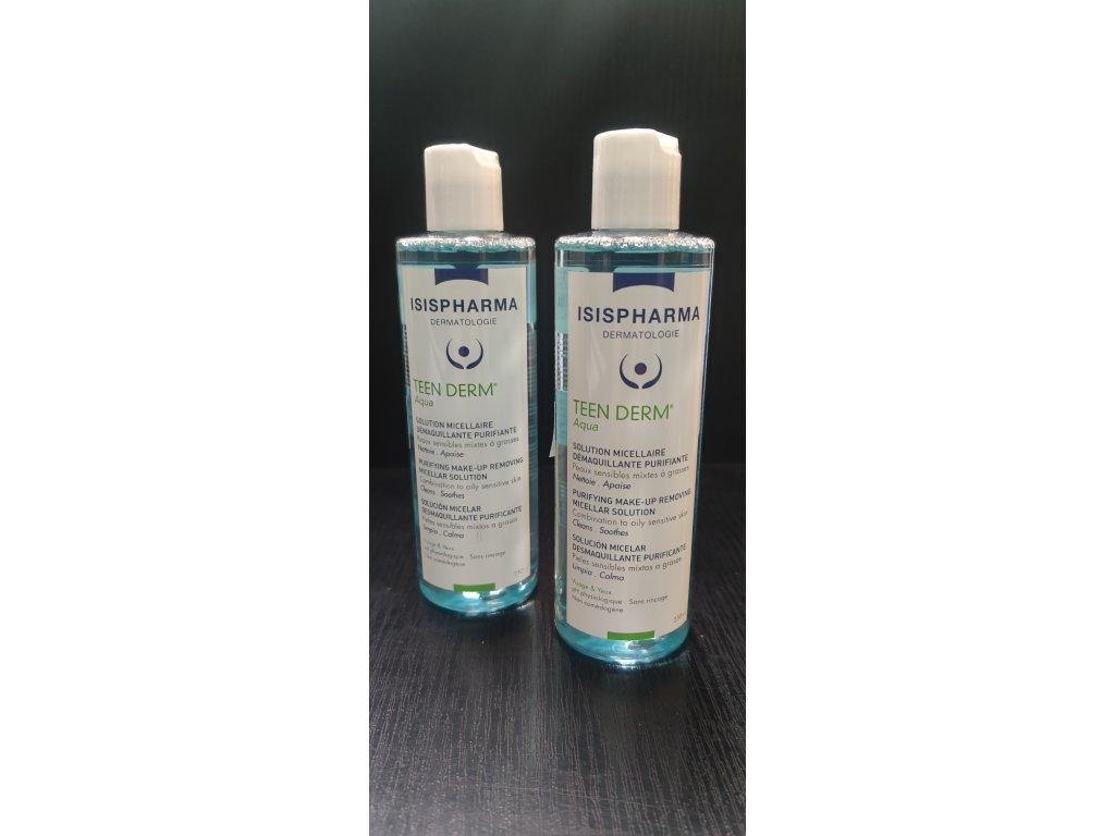 Isispharma vodička na redukci akné - Teen Derm Aqua