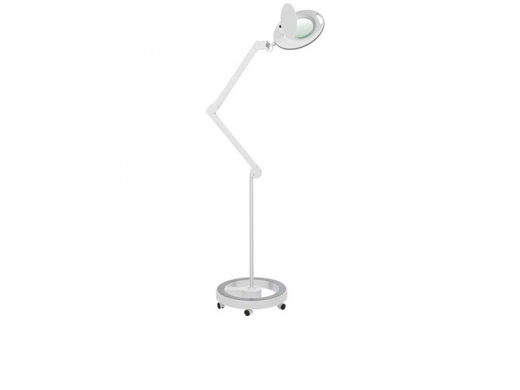 Kosmetická lampa s lupou 5 dioptrií