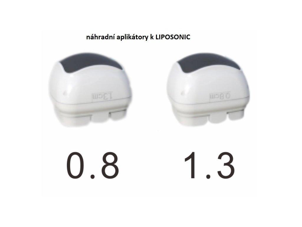 Liposonix - koncové aplikátory