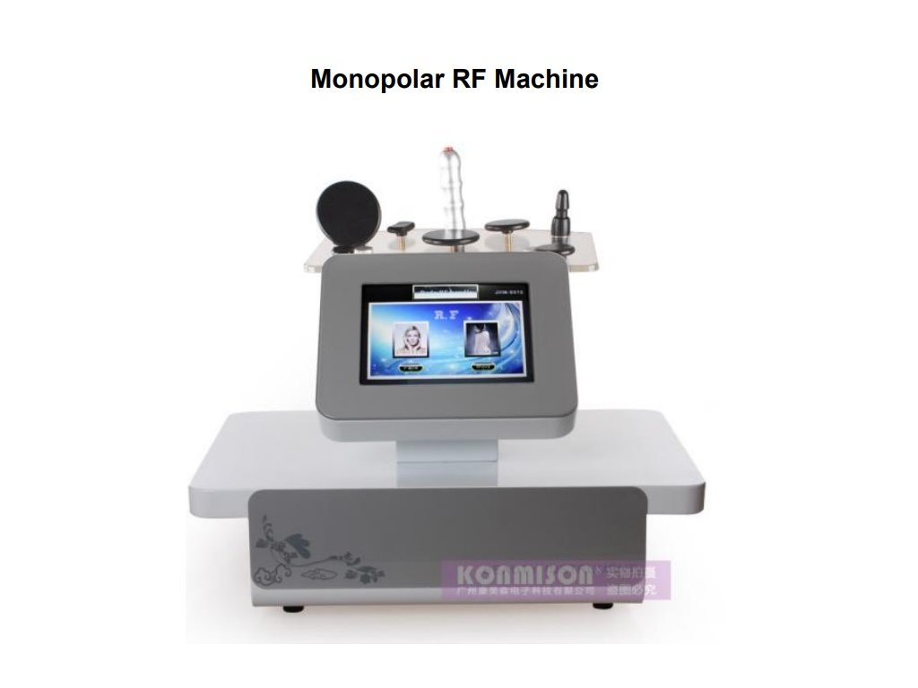 Monopolární Radiofrekvence