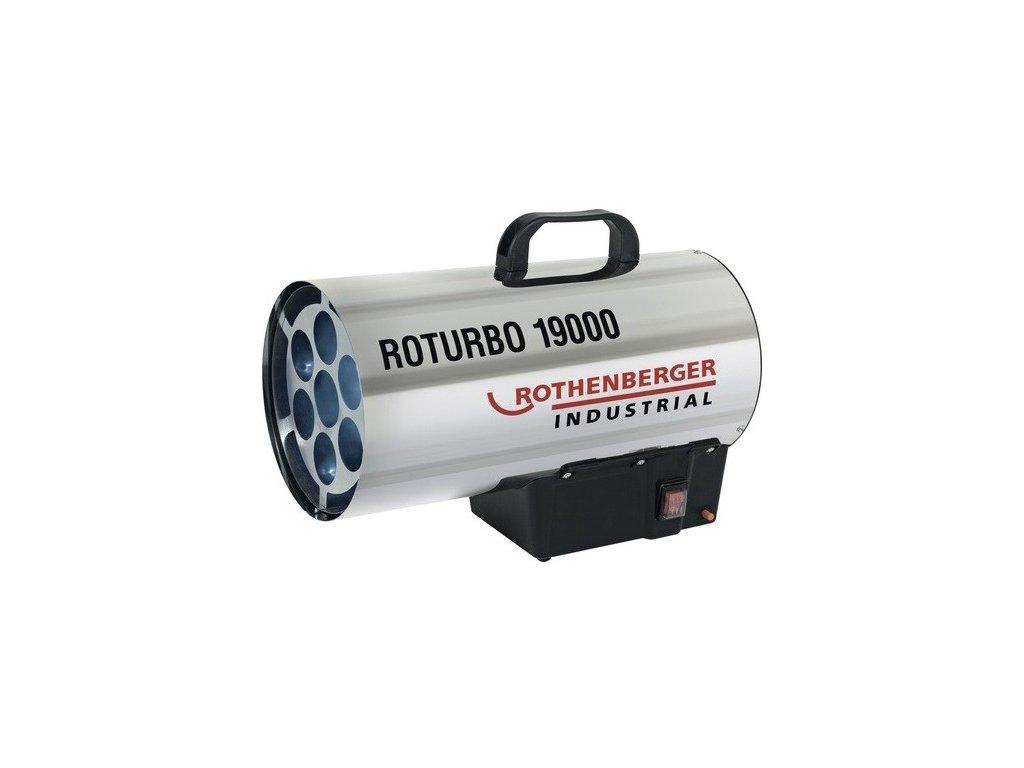 Plynový ohřívač - půjčení na 1 den