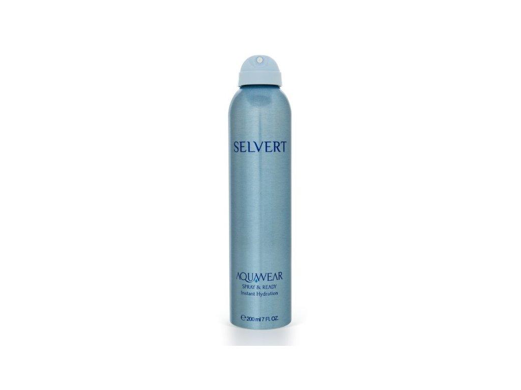 Hydratační tělová pěna Selvert