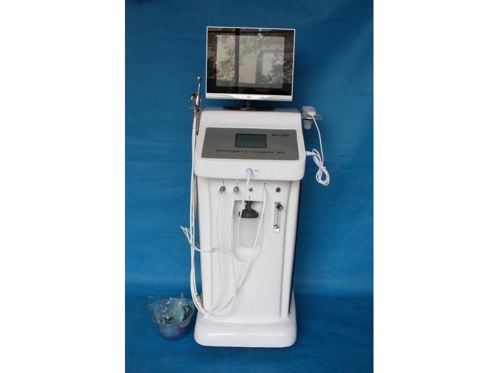 Kyslíková mezoterapie a analýza pleti