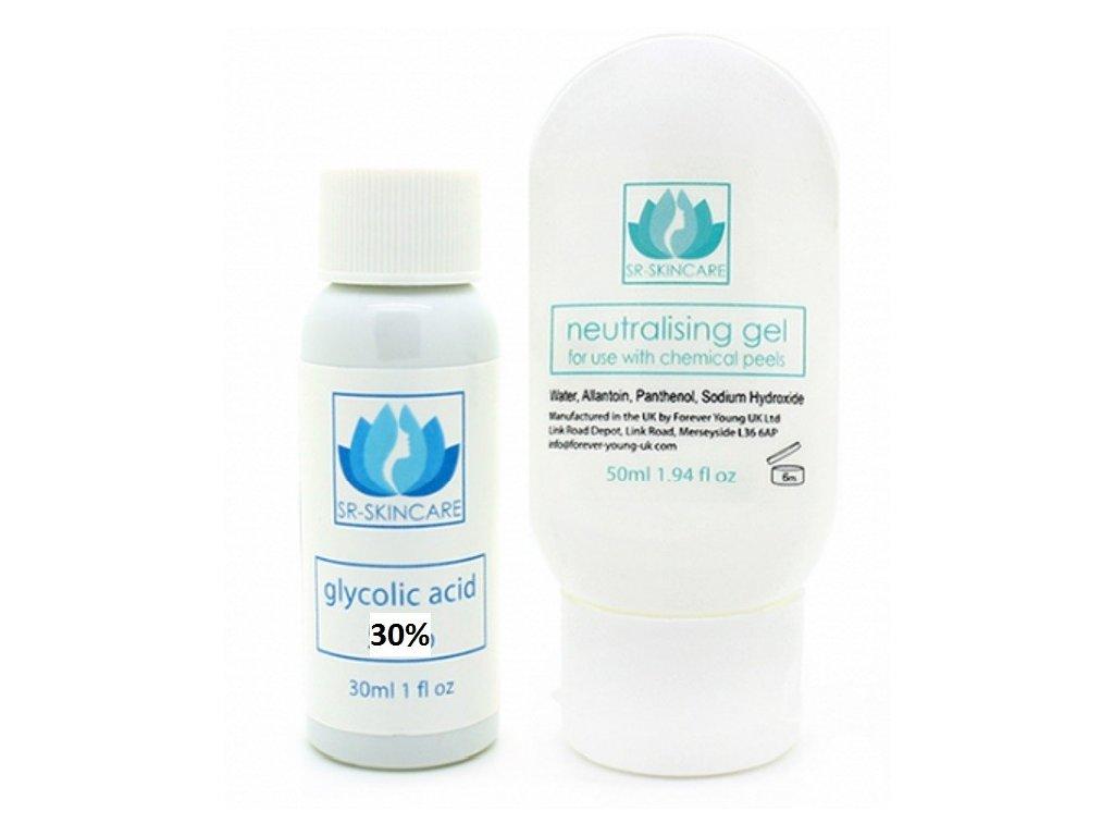 Chemický peeling 40% + neutralizátor