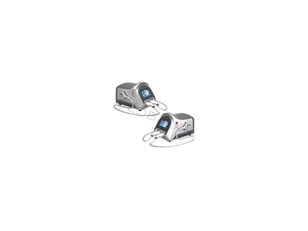 SHR IPL laser
