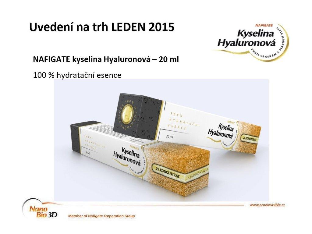 Kyselina hyaluronová 1 kus NAFIGATE 20ml