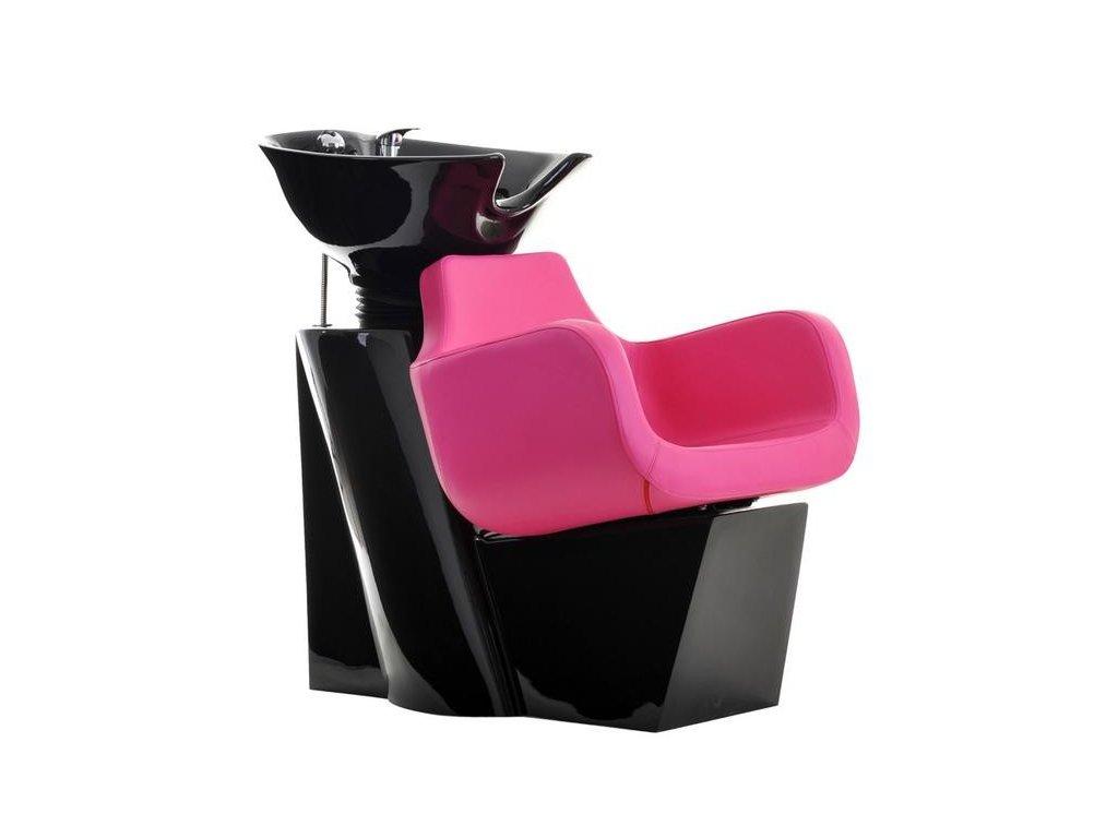 Mycí box Italia - růžový