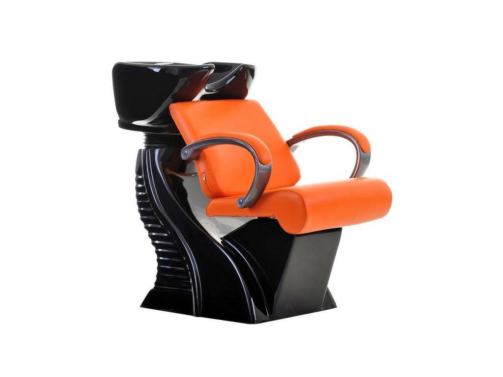 Mycí box Milano - oranžový