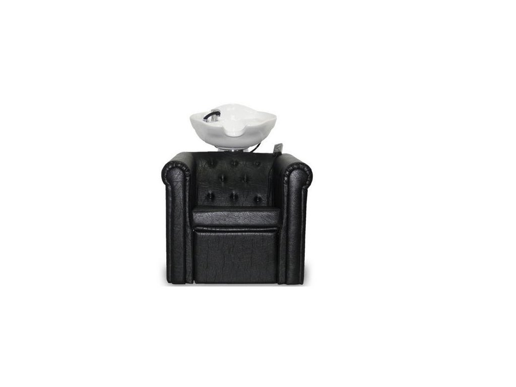 Mycí box Rimini - černý